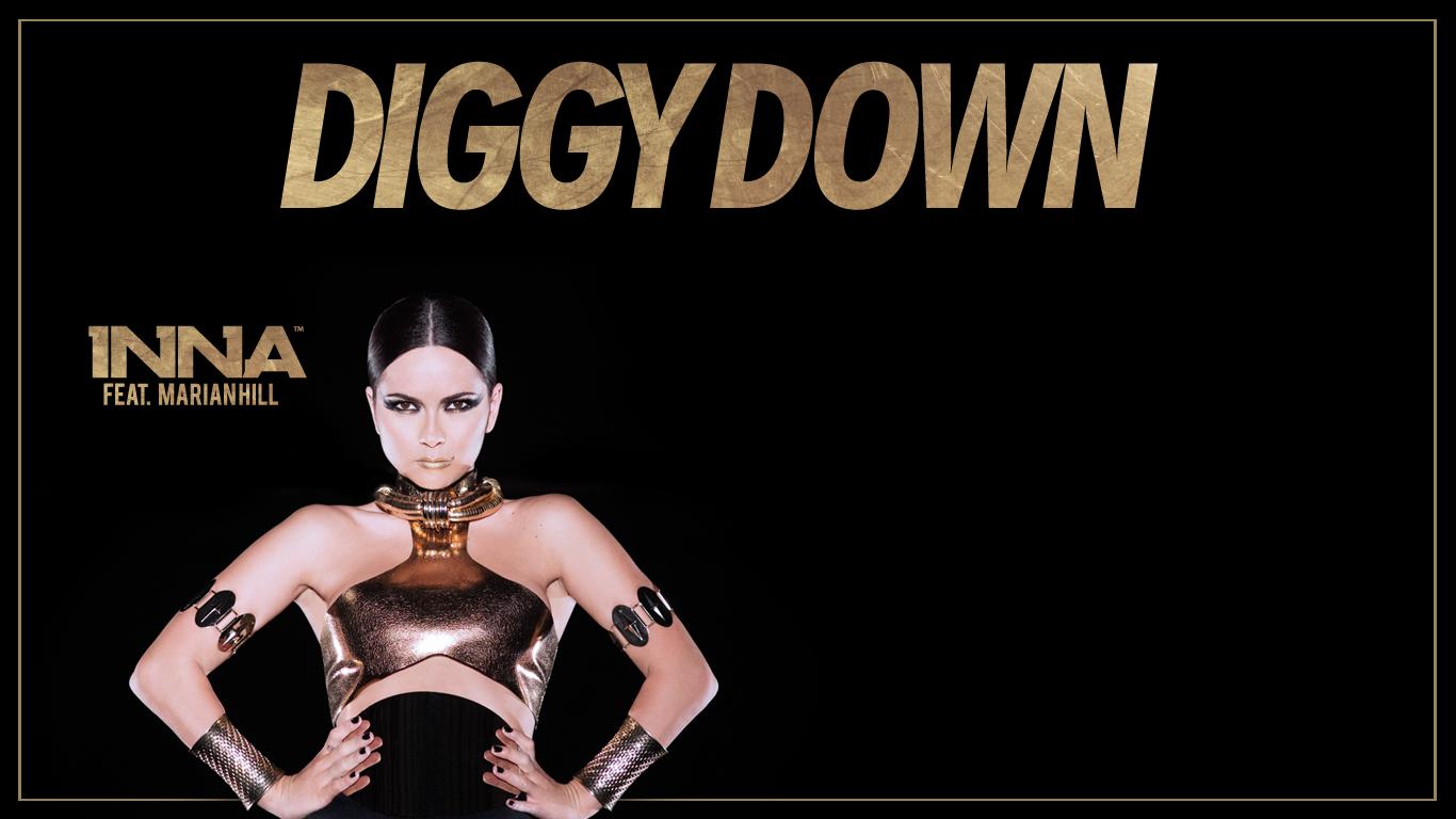 """INNA lanseaza un nou single """"Diggy Down"""" in colaborare cu Marian Hill"""