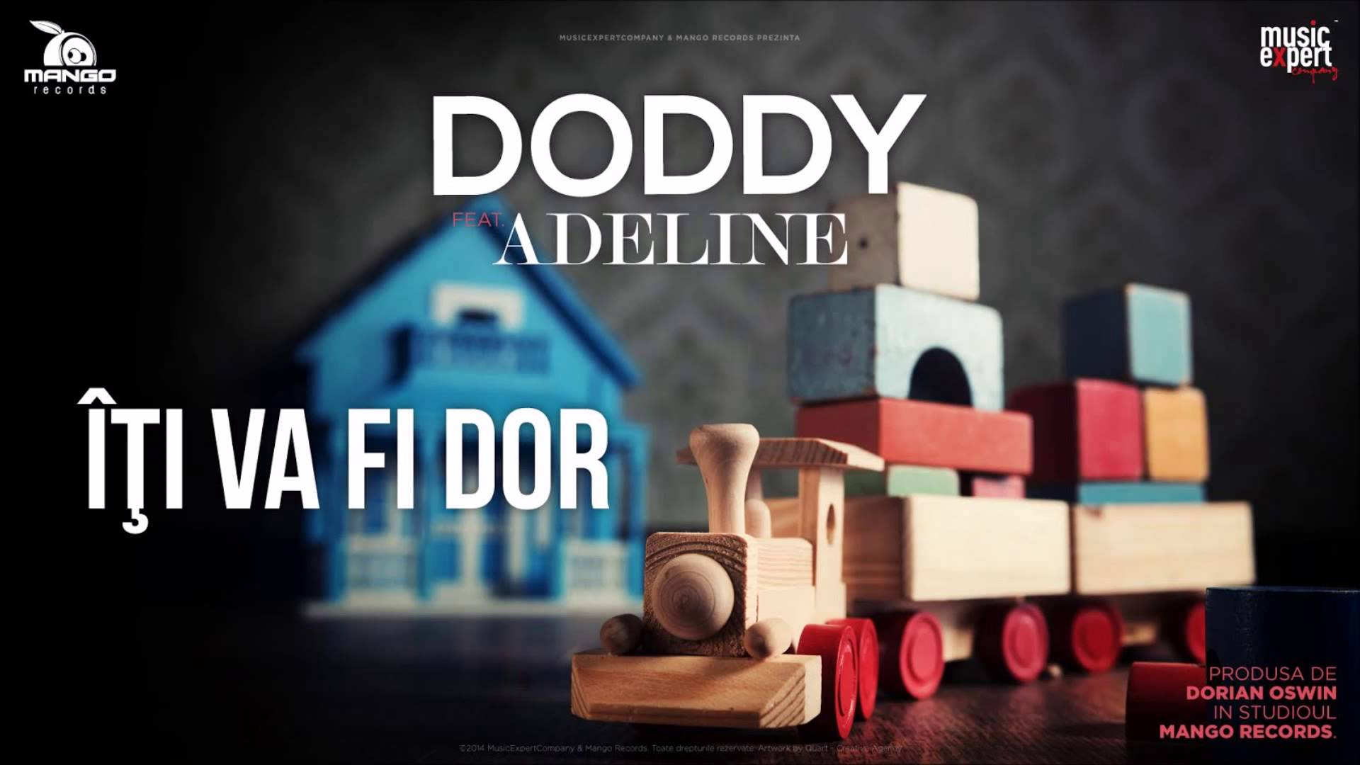 "Doddy si Adeline lanseaza ""videoclipul amintirilor"": ""Iti va fi dor"""