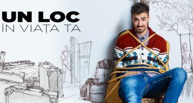 """Liviu Teodorescu a filmat un nou clip, """"Un Loc In Viata Ta"""""""