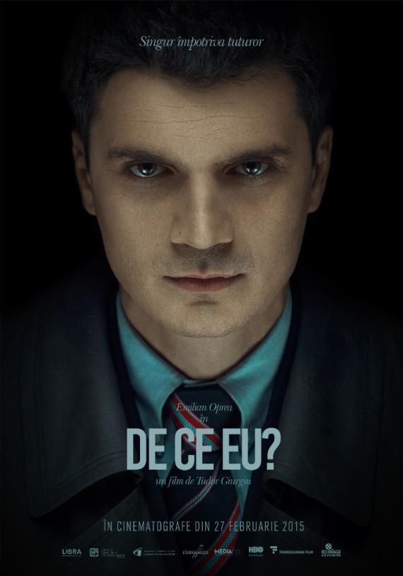 """Cel mai asteptat film romanesc al anului, """"De ce eu"""" va fi lansat in cinematografele din toata tara pe data de 27 februarie"""
