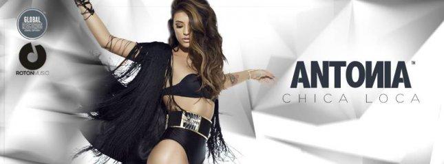 """Antonia a lansat videoclipul """"Chica Loca"""""""