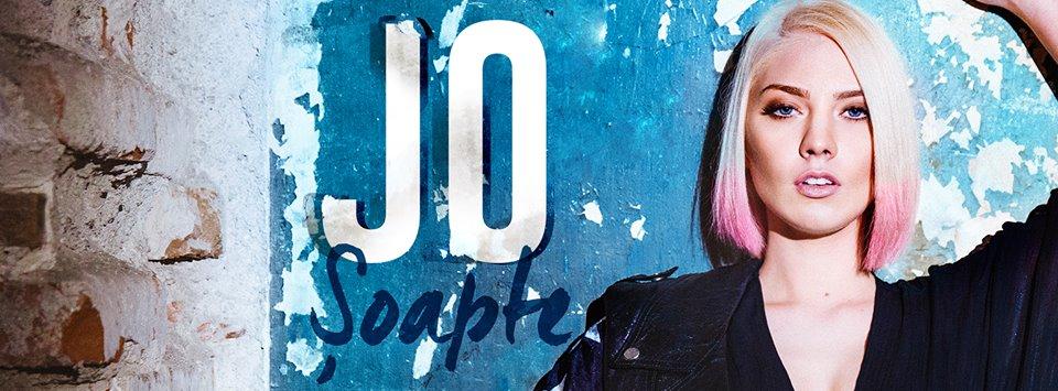 """Single: Jo – """"Soapte"""""""