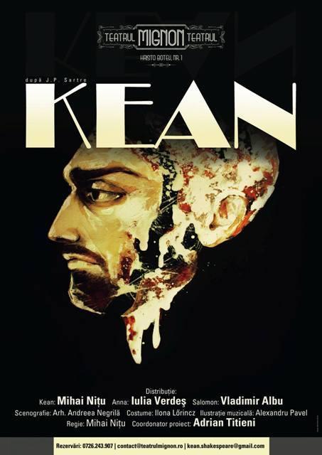 """""""Kean"""" – un spectacol fenomen la Braila"""
