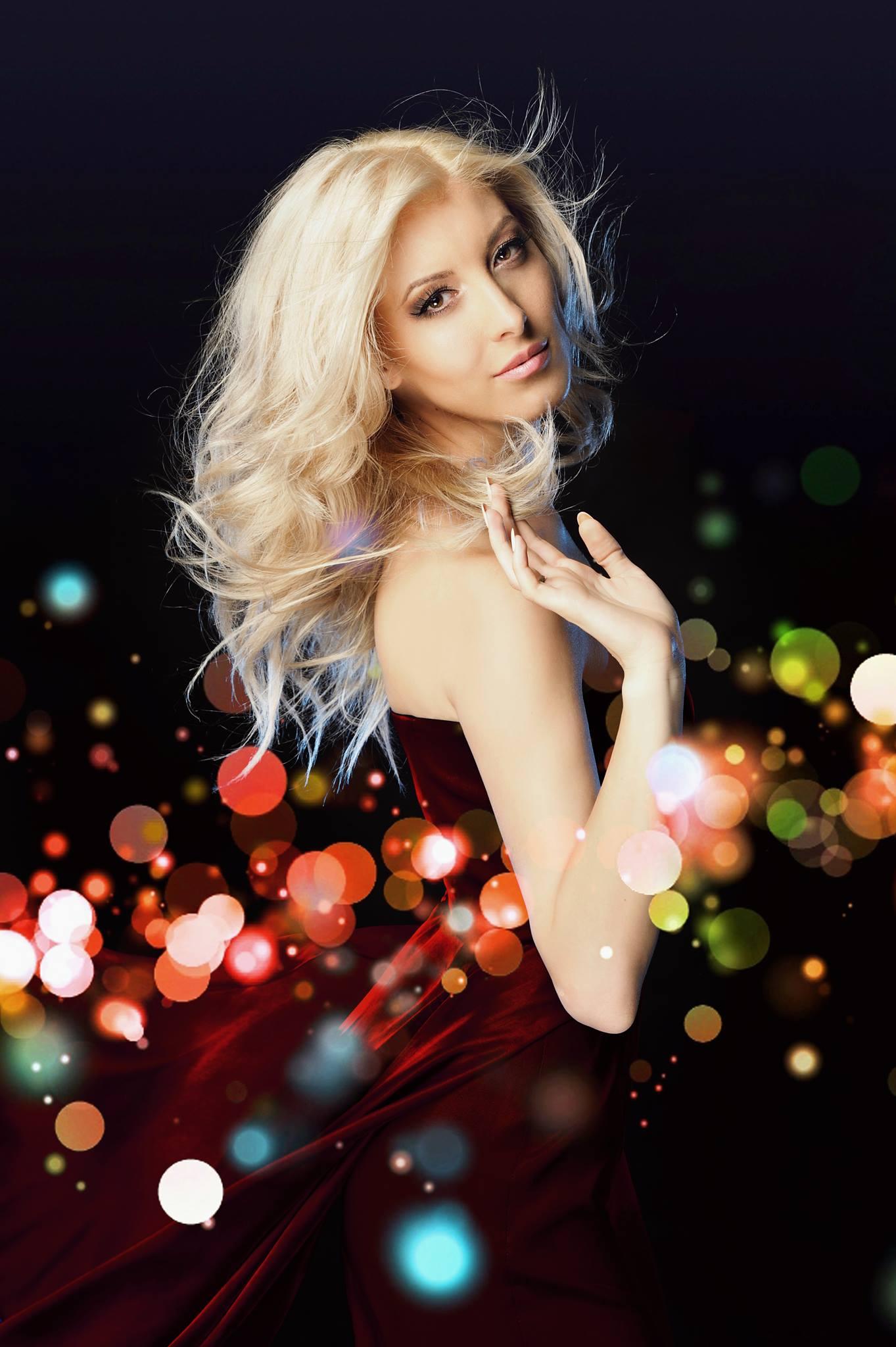 """Rodica Aculova este nerabdatoare sa interpreteze piesa """"My Light"""" pe scena finalei Eurovision Romania"""