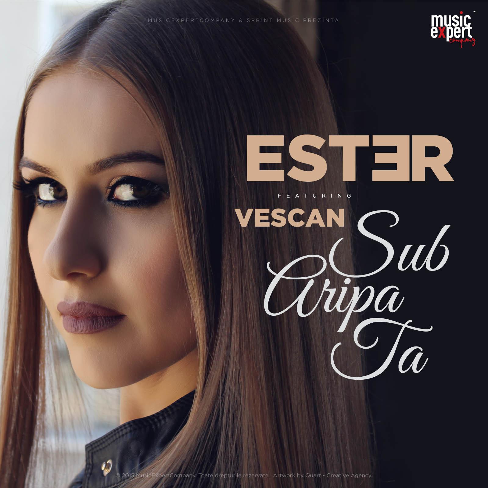 """Videoclip: Ester & Vescan – """"Sub aripa ta"""""""