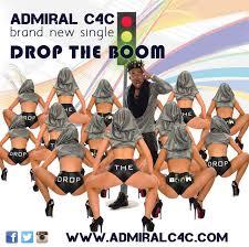"""Admiral C4C lanseaza single-ul si videoclipul """"Drop the boom"""", alaturi de Cat Music"""