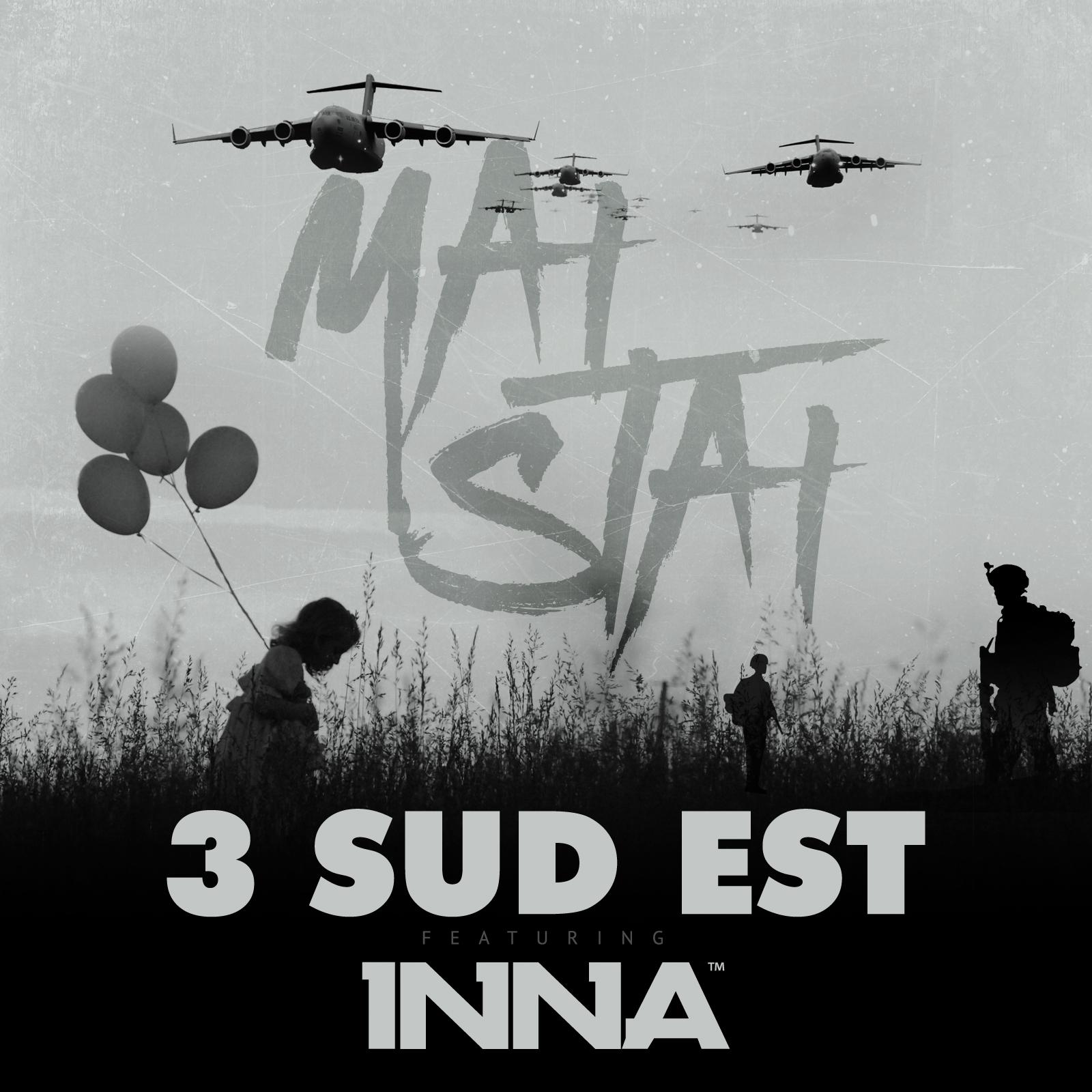 """O mega colaborare in muzica romaneasca: 3 Sud Est si Inna lanseaza single-ul """"Mai stai"""""""
