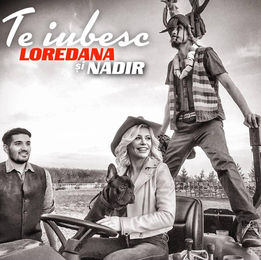 """Loredana lanseaza un nou videoclip, """"Te iubesc"""", impreuna cu Nadir"""