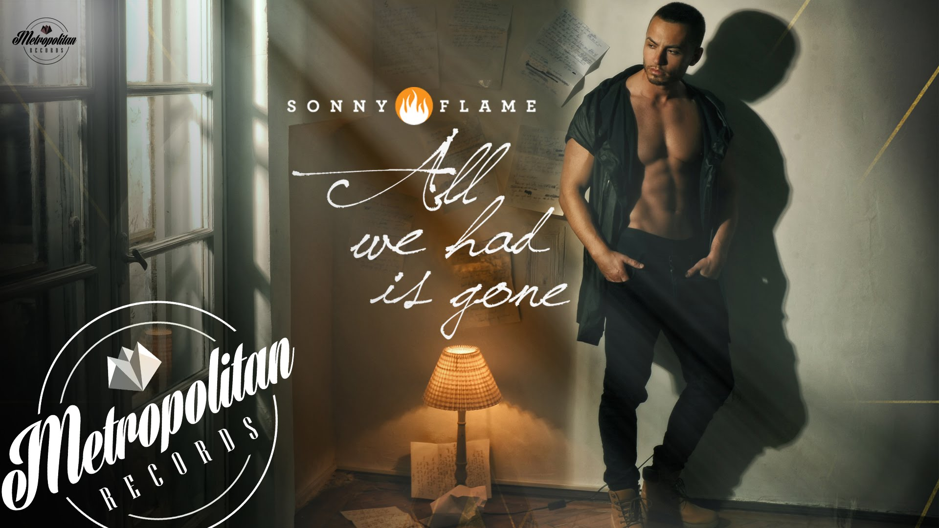"""Videoclip: Sonny Flame – """"All we had is gone"""""""