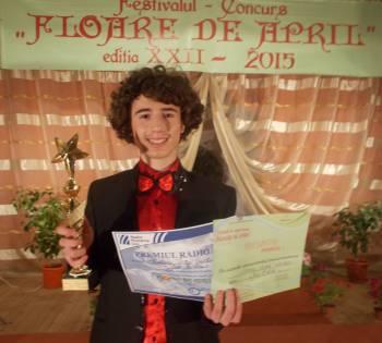 Braileanul Doru Ciutacu a obtinut Premiul I  si Trofeul la Tecuci cu punctaj maxim