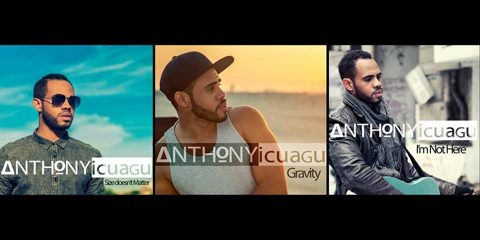 Anthony Icuagu a lansat 3 single-uri impreuna cu 3 videoclipuri