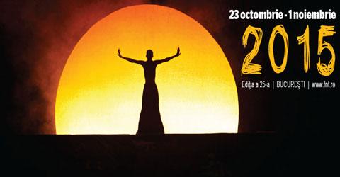 Spectacolele straine invitate in cadrul Festivalului National de Teatru 2015