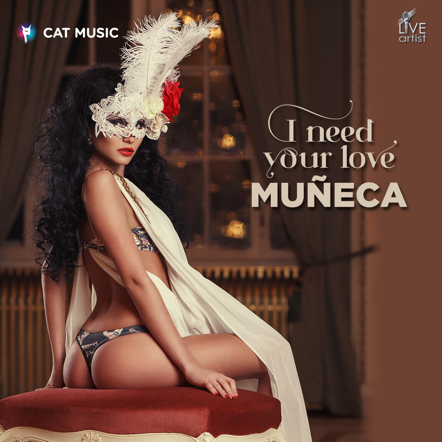 """Muneca lanseaza single-ul """"I Need Your Love"""""""