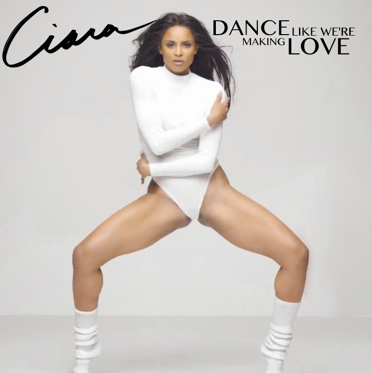 "Ciara lanseaza videoclipul single-ului ""Dance Like We're Making Love"""