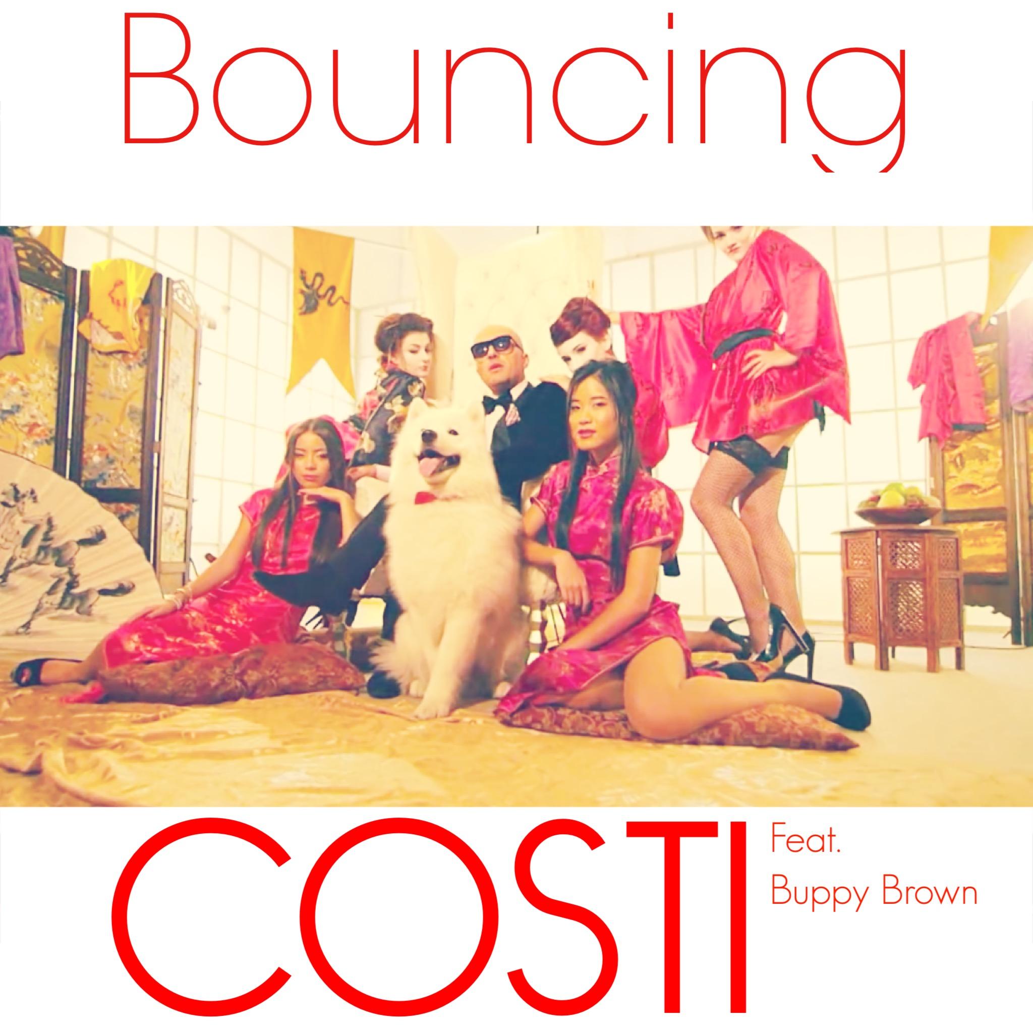 """Costi Ionita – artistul roman al momentului – lanseaza """"Bouncing"""""""