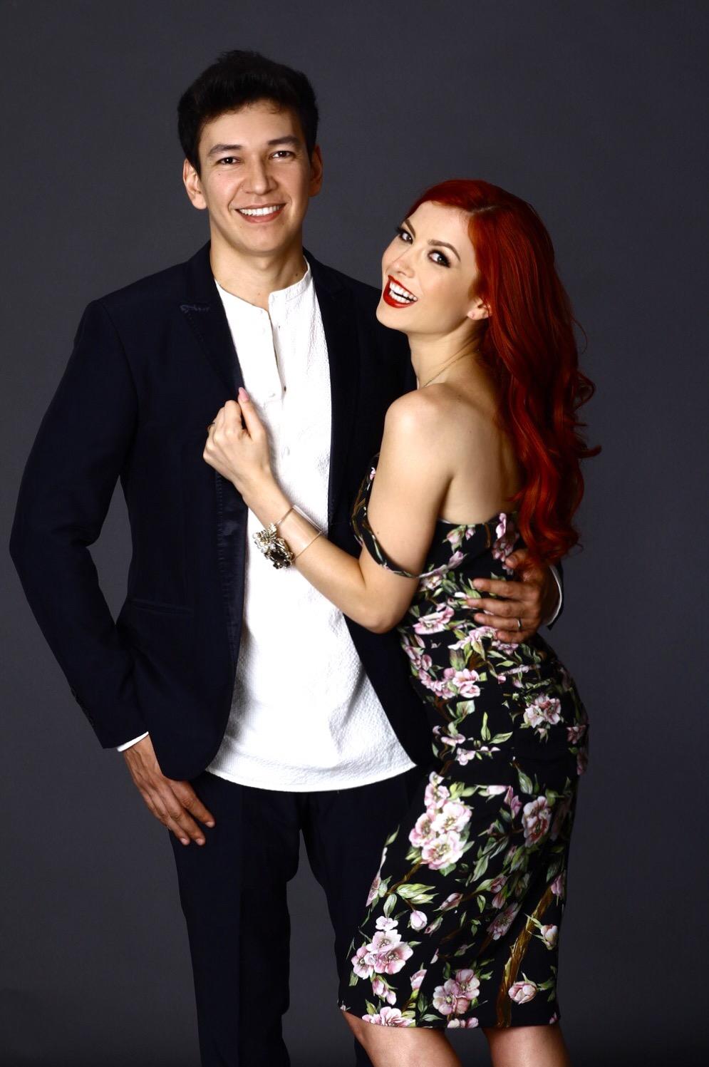 """Claudio Cristo si Elena Gheorghe lanseaza single-ul """"Perfect love"""""""