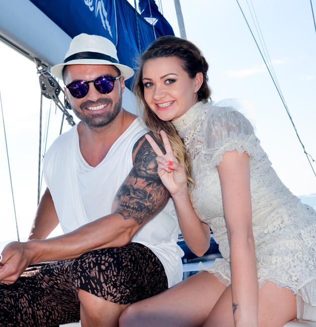 """Pepe si Tamy au lansat videoclipul pentru hitul verii, """"Dominicana"""""""