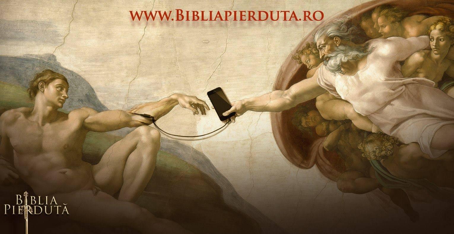 """""""Biblia pierduta"""", cea mai asteptata carte a anului, va intra in librarii din 1 octombrie"""
