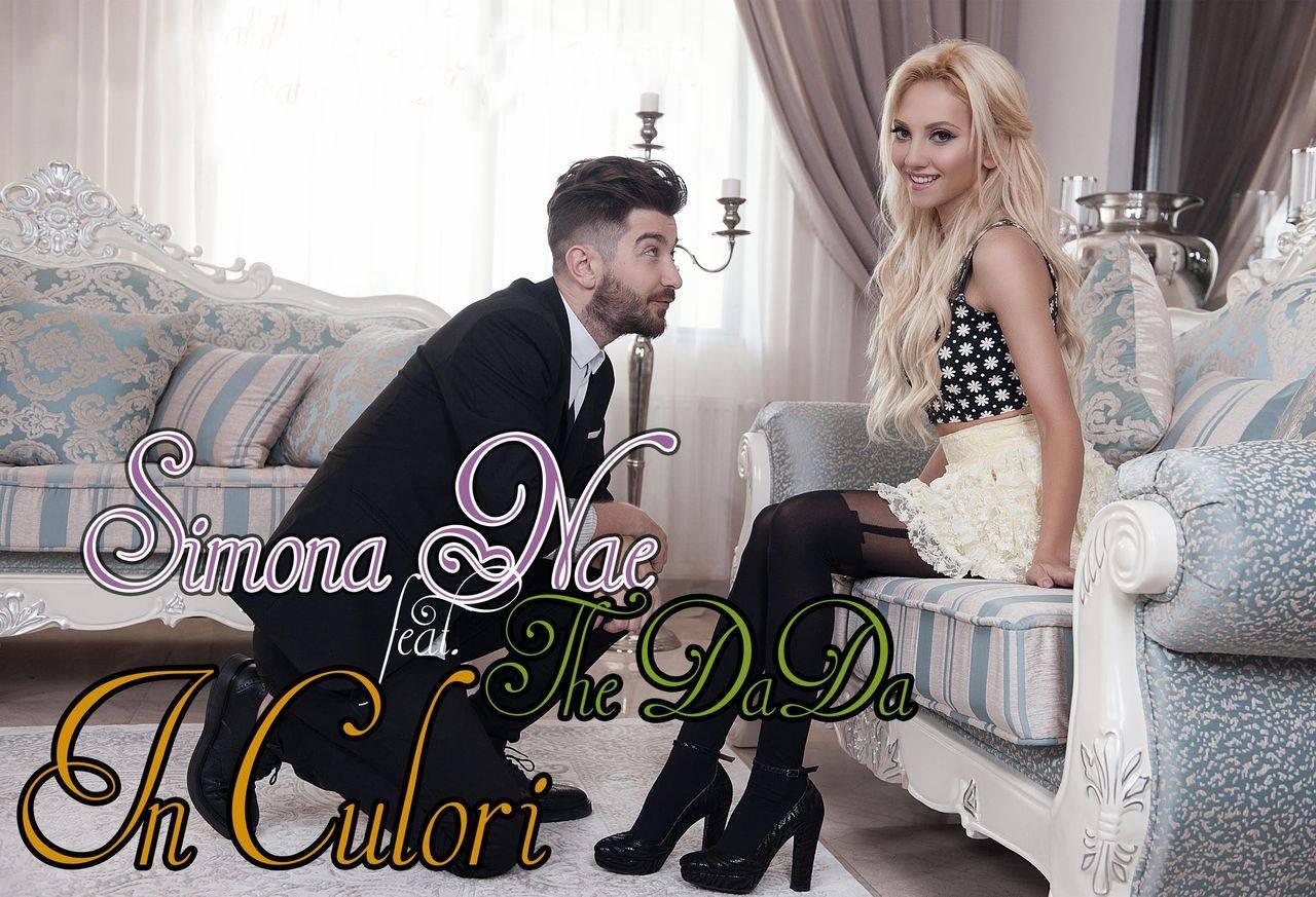 """Simona Nae si The dAdA lanseaza videoclipul piesei """"In culori"""""""