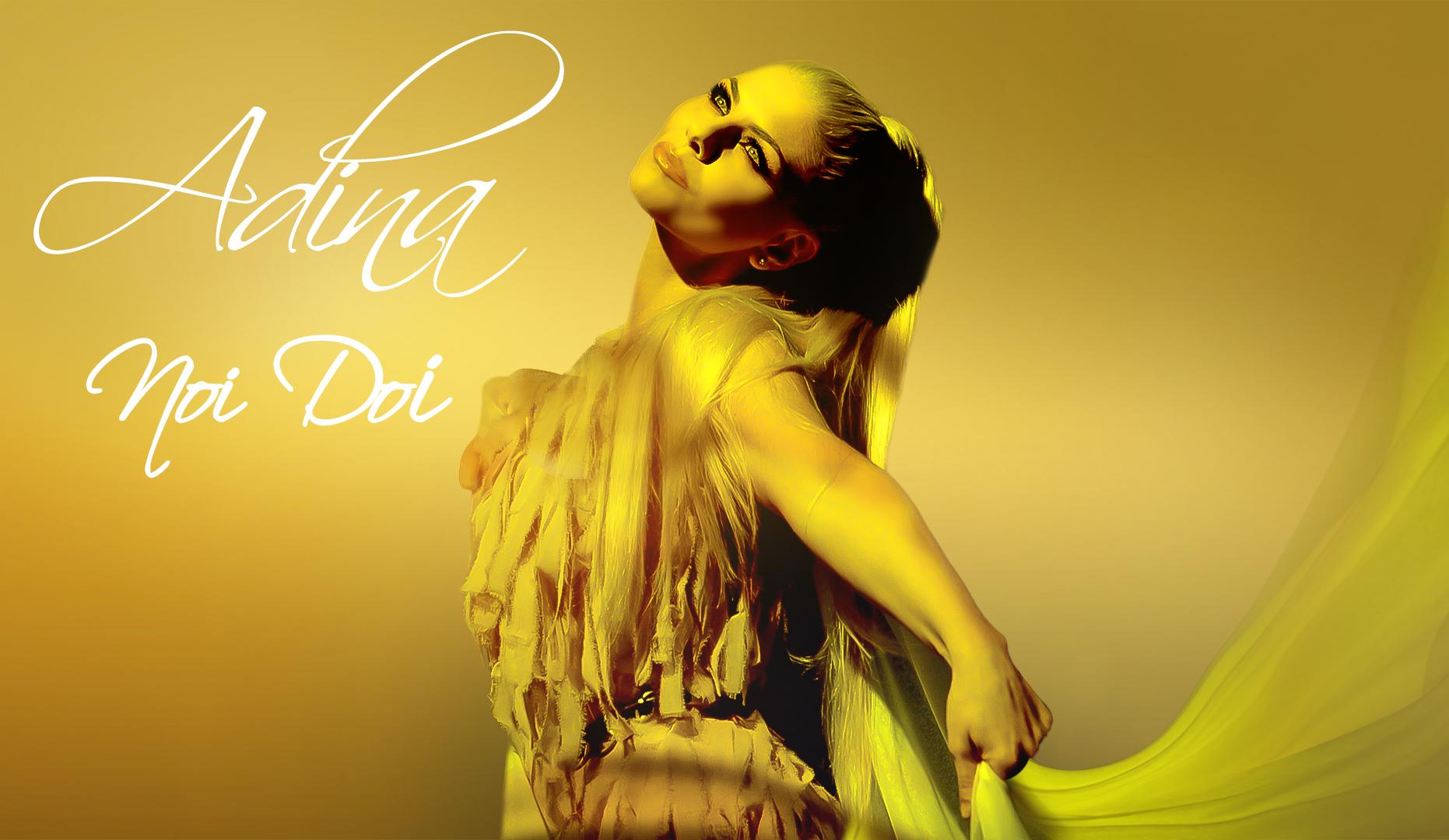 """Adina lanseaza single-ul """"Noi doi"""", impreuna cu un videoclip senzual alaturi de iubitul ei"""