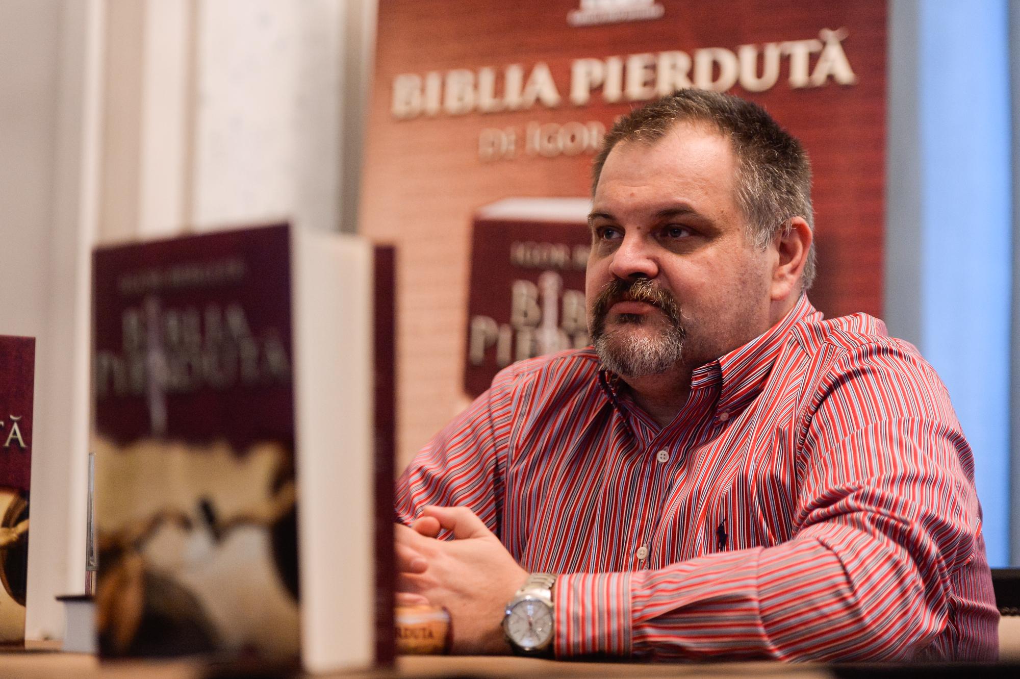 Biblia pierduta va fi prezent in cadrul Targului International de Carte de la Frankfurt