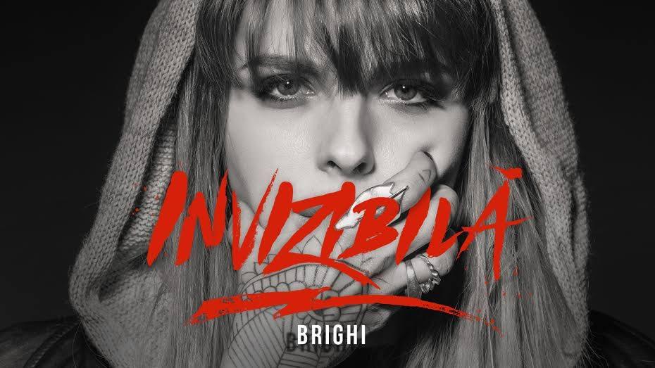 """Brighi lanseaza single-ul si videoclipul """"Invizibila"""""""