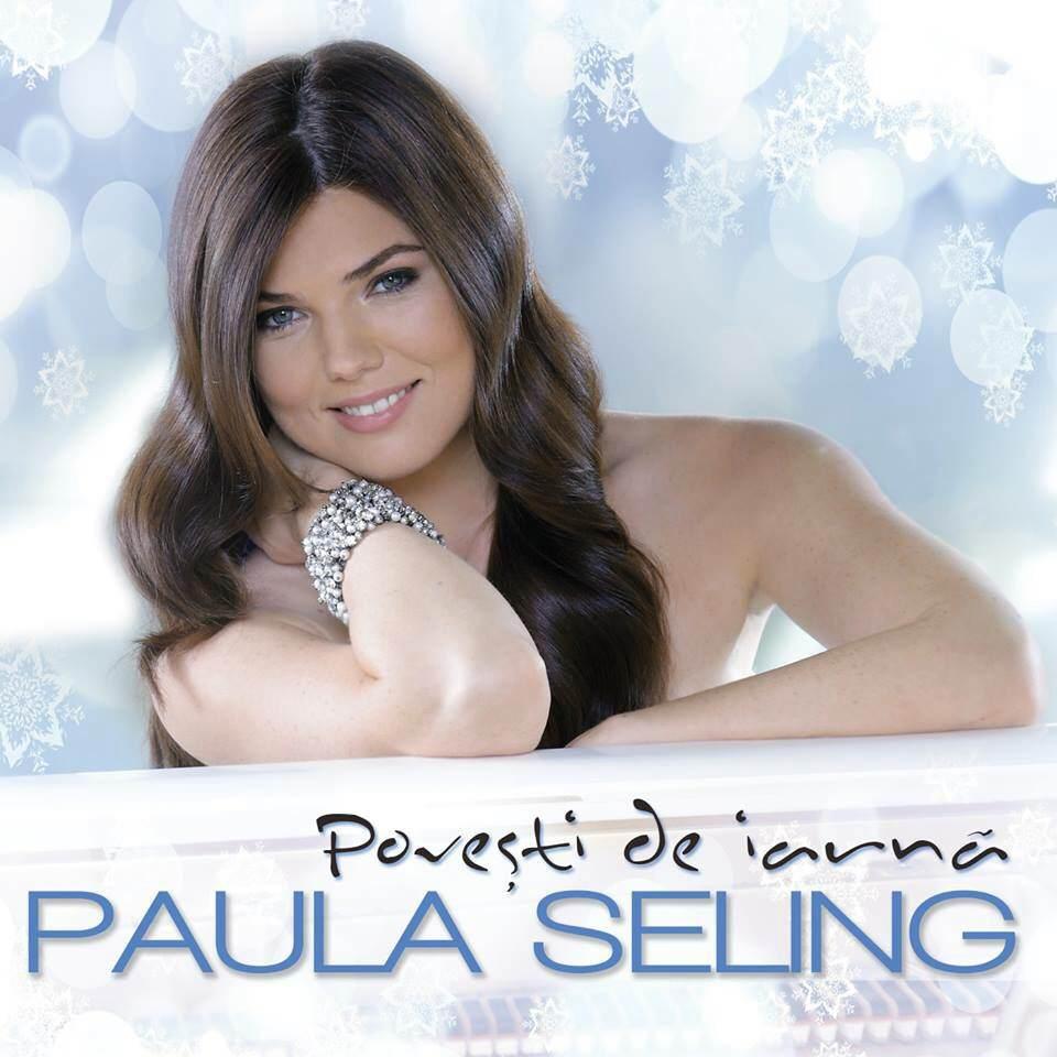 """Paula Seling lanseaza """"Povesti de iarna"""", un album plin de emotii"""