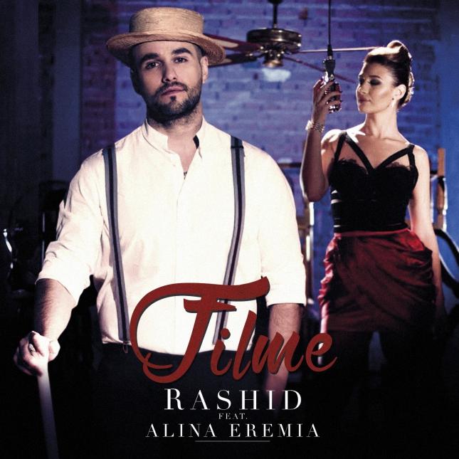 """Rashid se iubeste ca-n """"Filme"""" cu Alina Eremia in noul lui single"""