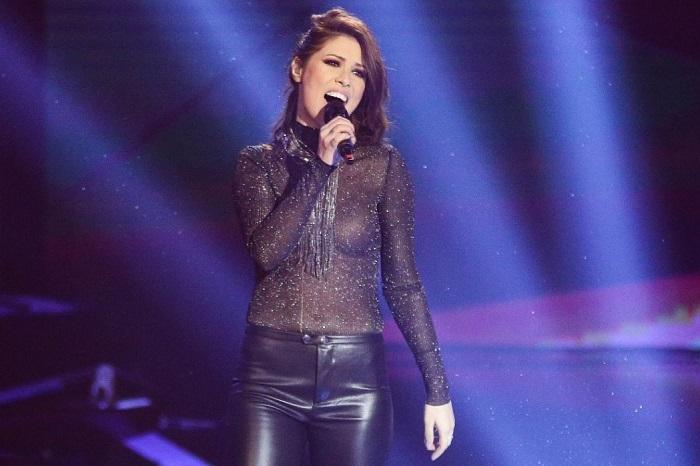 Cristina Balan este noua Voce a Romaniei