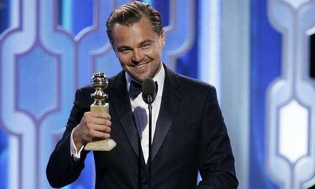 """""""The Revenant"""" a fost declarat cel mai bun film in cadrul premiilor Globurile de Aur 2016"""