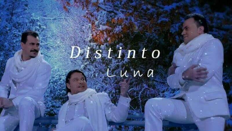 Luna, noul satelit muzical al trupei Distinto s-a lansat!