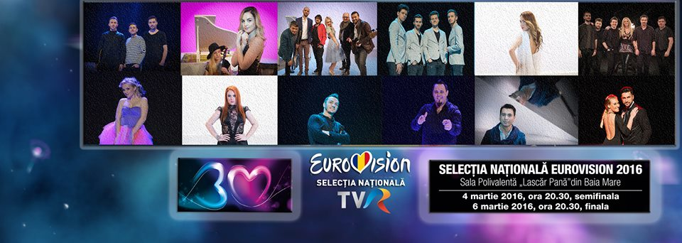 Juriul si prezentatorii Eurovision Romania sustin recitaluri pe scena Selectiei Nationale
