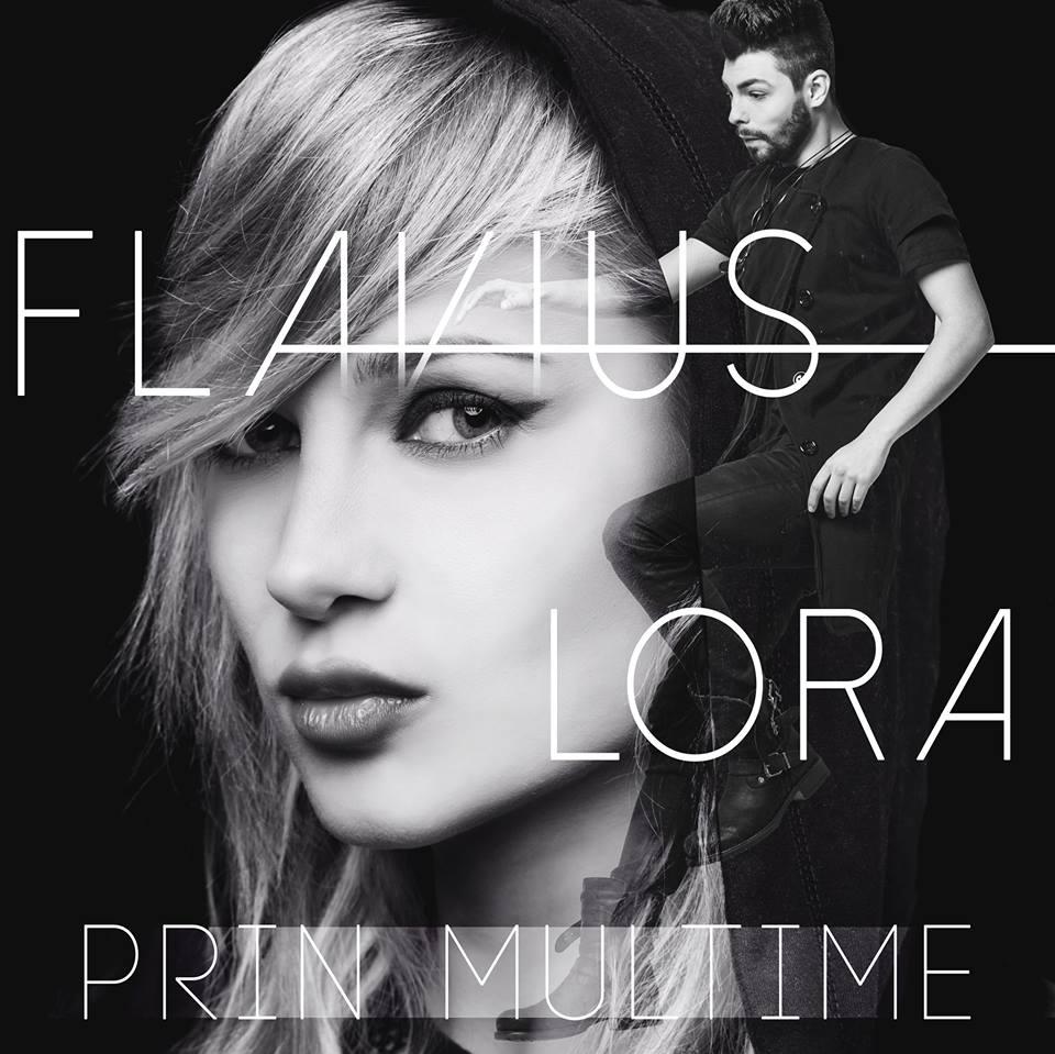 """Flavius lanseaza alaturi de Lora o noua piesa in limba romana, """"Prin multime"""""""