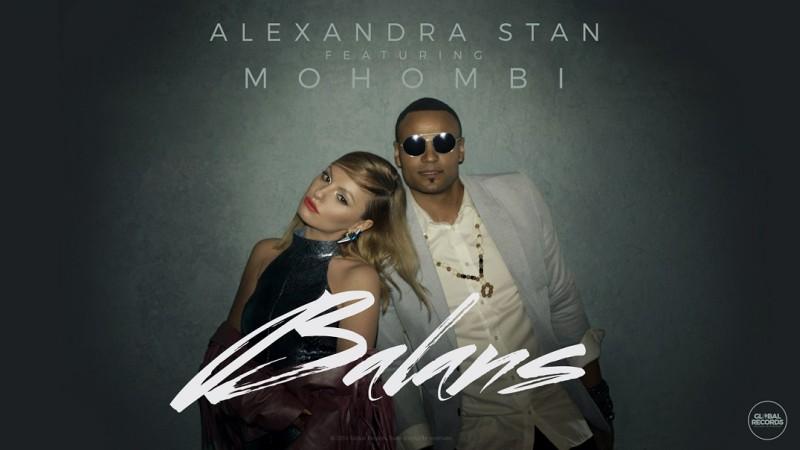 "Videoclip: Alexandra Stan & Mohombi – ""Balans"""