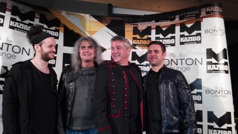 """Colaborare de senzatie pentru rock-ul romanesc! Cristi Minculescu si Dan Bittman au lansat """"S-aprindem tortele"""""""