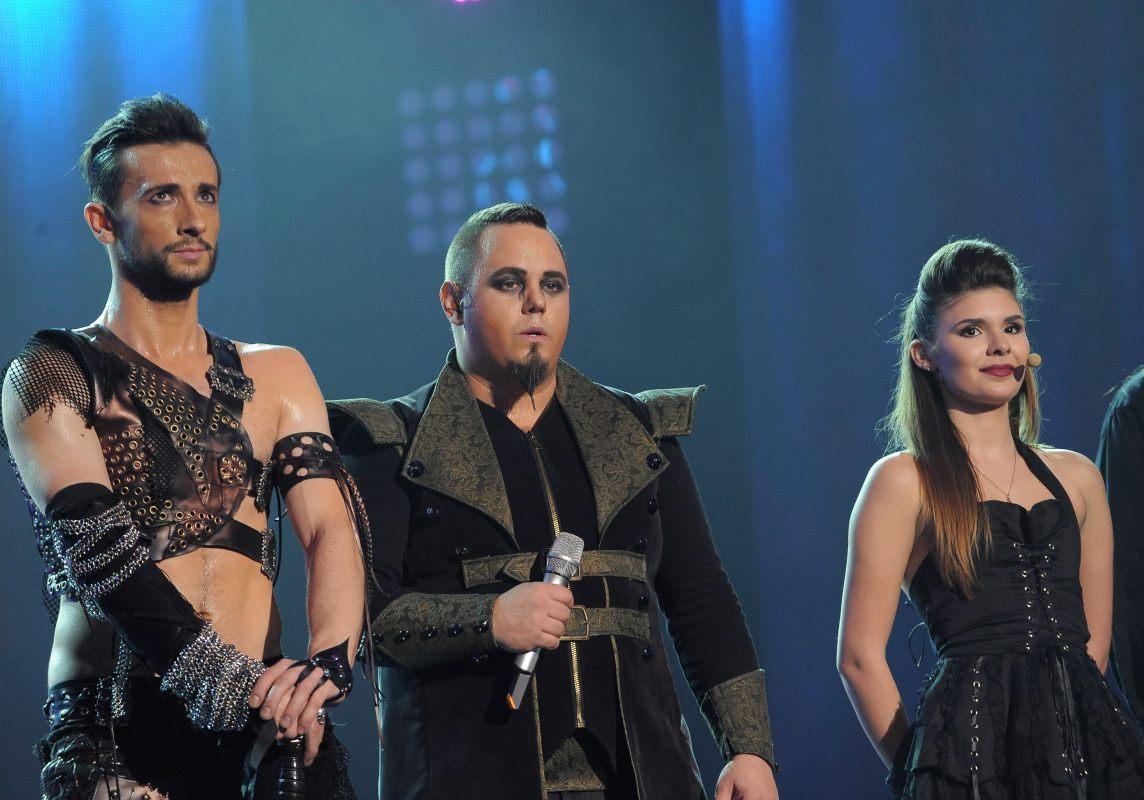 Ovidiu Anton a castigat Eurovision Romania 2016