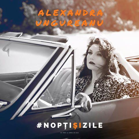 Nopti si zile alaturi de Alexandra Ungureanu!