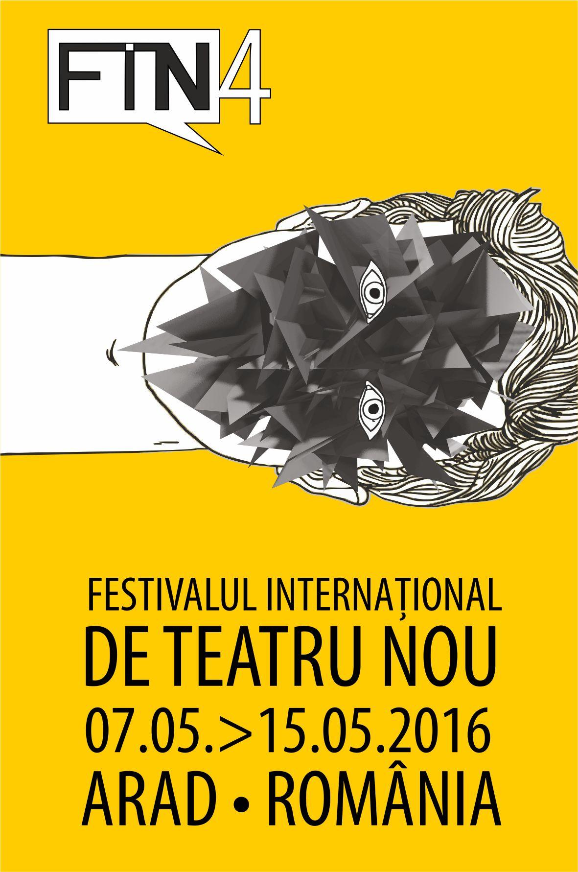 Douazeci si patru de spectacole invitate  la Festivalul International de Teatru Nou Arad!