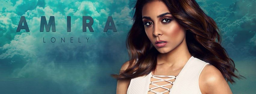 """Amira lanseaza primul single solo, """"Lonely"""""""