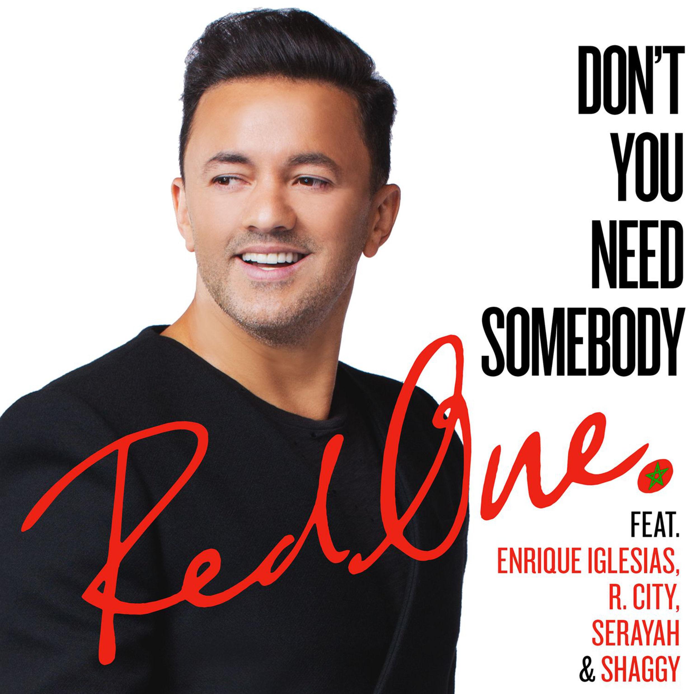 "RedOne colaboreaza cu Enrique Iglesias si Shaggy pentru noul sau single, ""Don't you need somebody"""