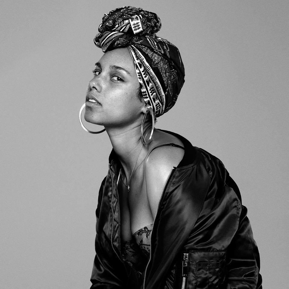 """Alicia Keys lanseaza single-ul """"In Common"""""""