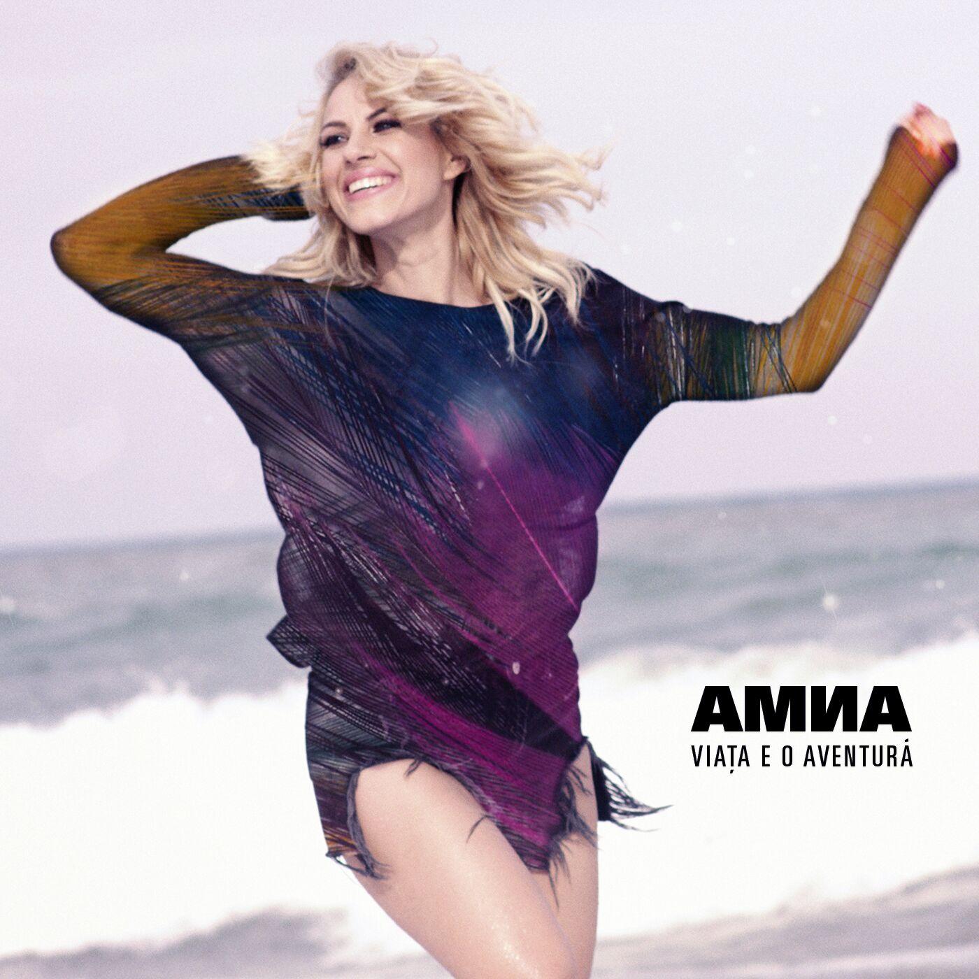 """Amna lanseaza single-ul si videoclipul """"Viata e o aventura"""""""