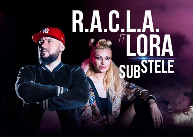 "Fresh! RACLA  feat Lora – ""Sub stele"""