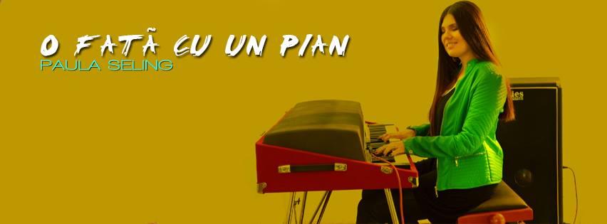 """Paula Seling lanseaza """"O fata cu un pian"""", un single inedit, pe ritmuri de rap"""