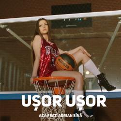 """Aza si Adrian Sina lanseaza o piesa care  """"Usor, Usor"""" promite sa cucereasca publicul!"""