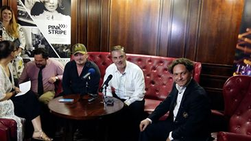 Celebrul Chris Noth ( Mr Big) a fost cooptat intr-o noua super productie a Teatrului Metropolis Bucuresti