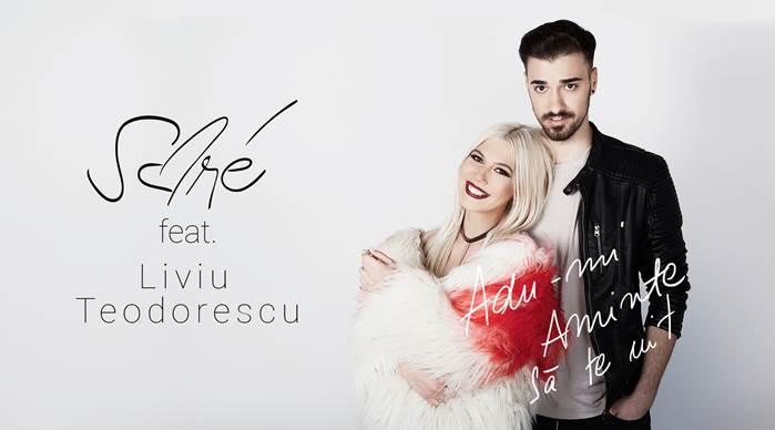 """""""Adu-mi aminte sa te uit"""" este mesajul noului single Sore si Liviu Teodorescu"""