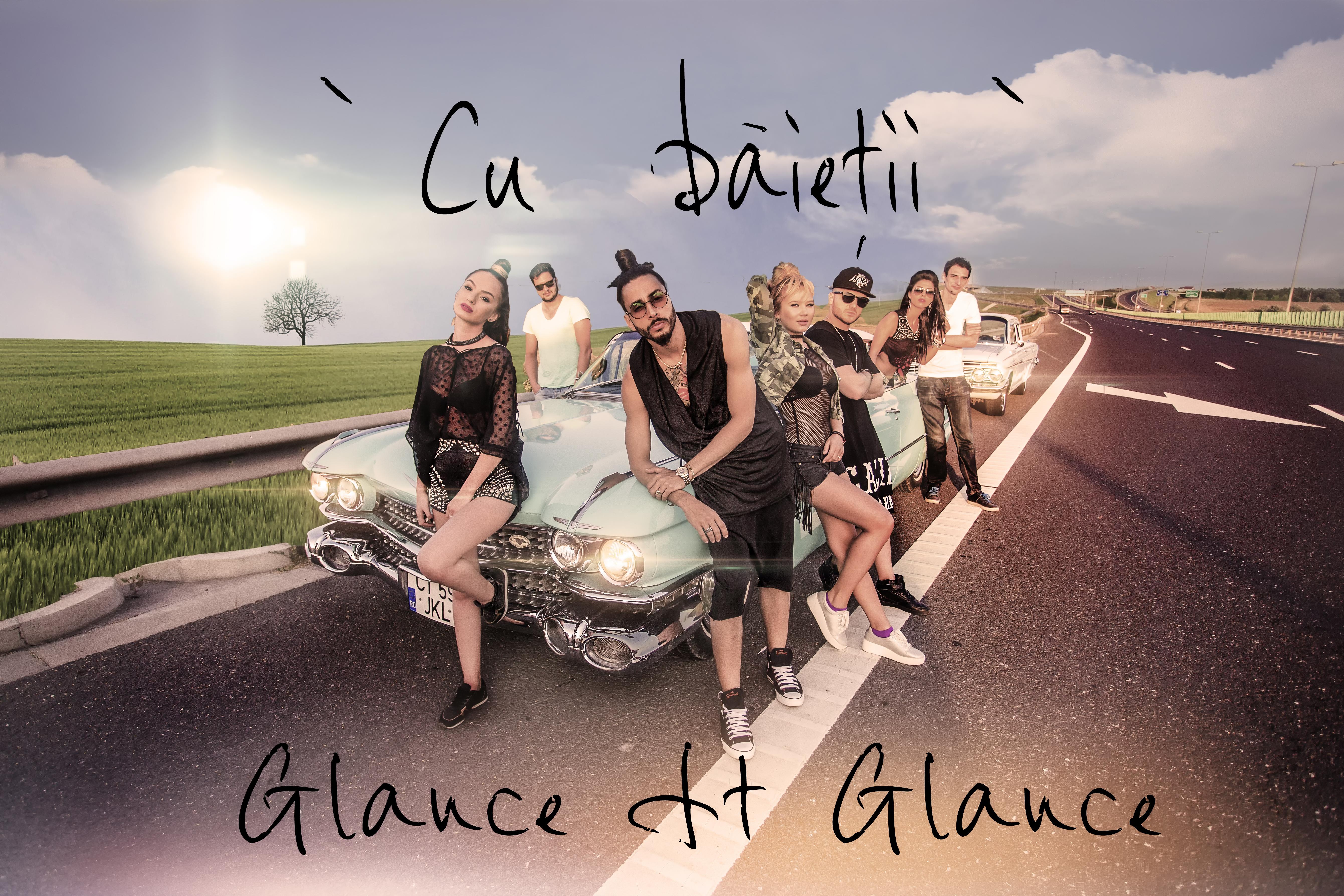"""Glance lanseaza single-ul si videoclipul """"Cu baietii"""", feat Glance"""