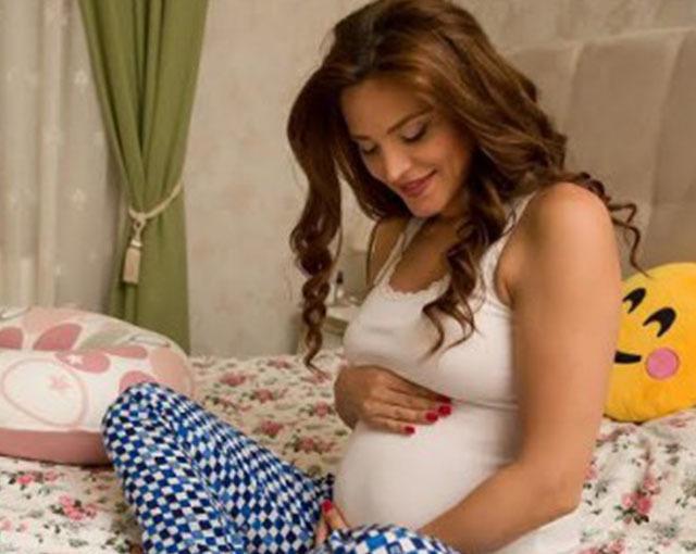 Adriana Vlad va fi mamica!
