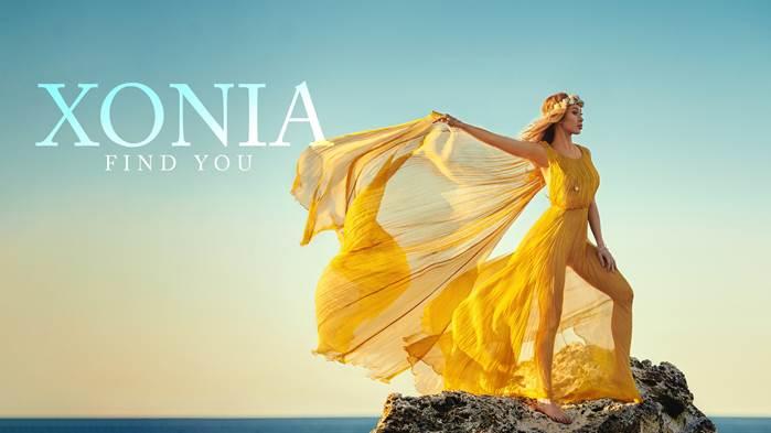 """Xonia lanseaza noul single – """"Find You"""""""